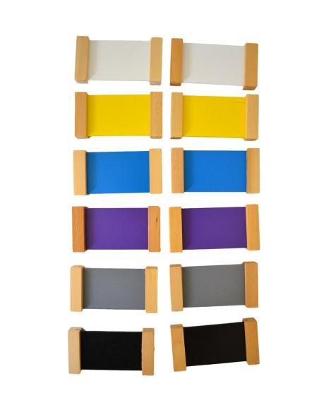 Kolorowe tabliczki - nr 2