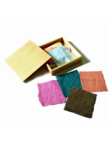 Tkaniny w pudełku - nr 1