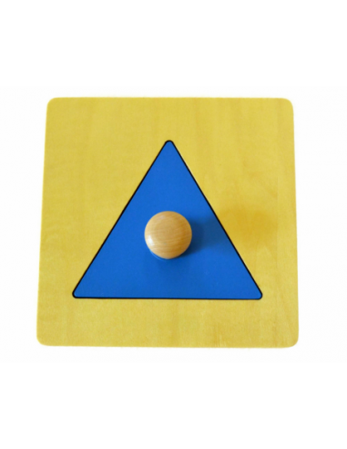 Puzzle - trójkąt