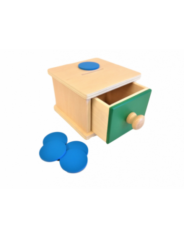 Pudełko z żetonami