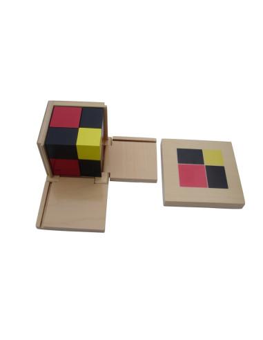 Algebraiczna kostka dwumianowa