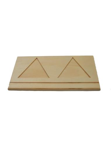Podstawa na perelky (schody, dwojaki)