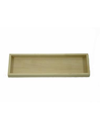 Drewniana taca (Drewniany kwadrat 100, 45 szt)