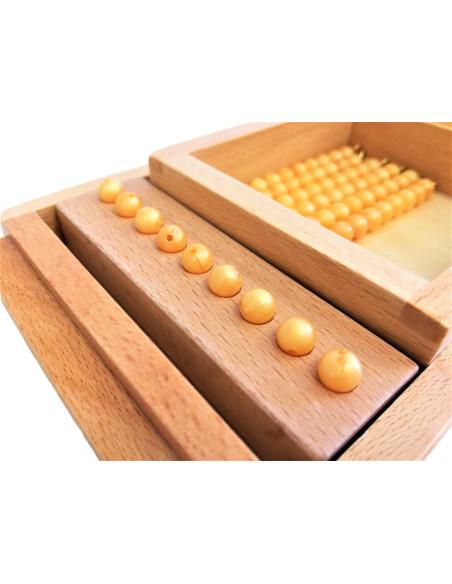 Złoty materiał - Gra w dziewięć