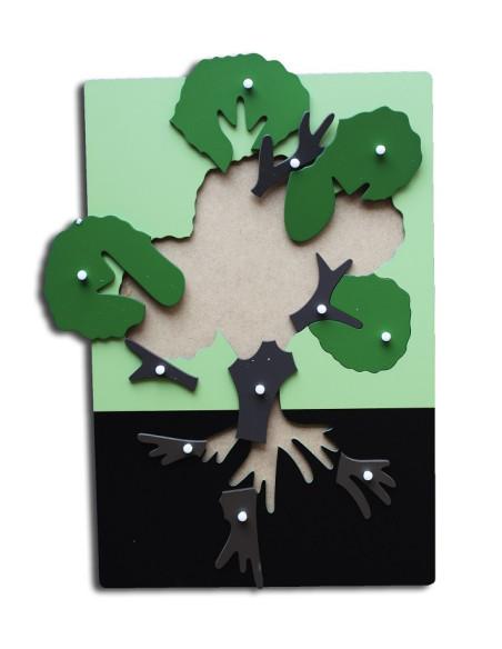 Puzzle - Duże drzewo