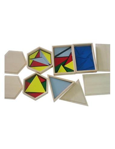 Trójkąty konstrukcyjne - Mini