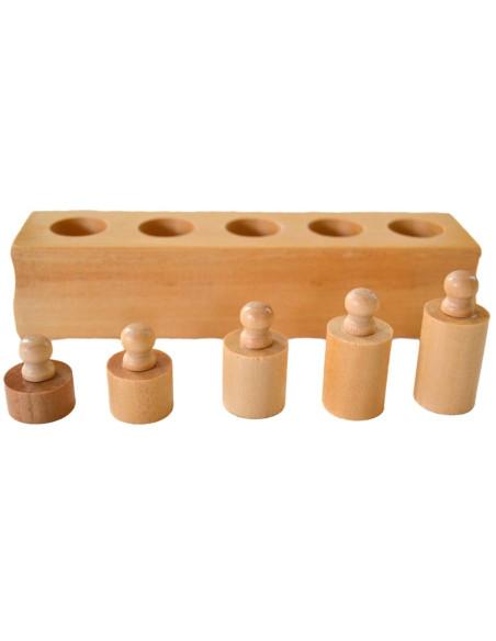 Cylindry do osadzania - Mini