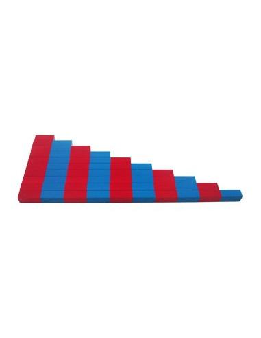 Drążki numeryczne - Mini