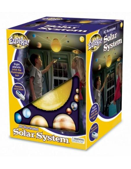RC Układ słoneczny