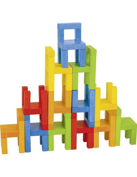 Gra zręcznościowa - Krzesła