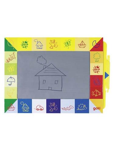 Magiczna tabliczka - znikopis dla dzieci