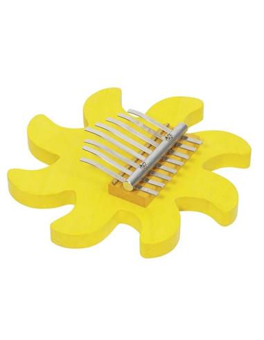 Instrument kalimba - słoneczko